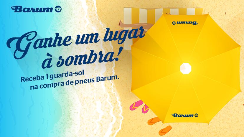 Campanha Barum – Ganhe um lugar à sombra!